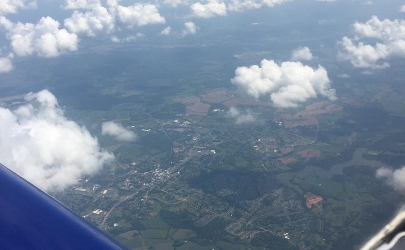 Flight #17